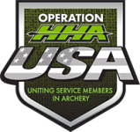 Black Hawk Archers registration logo