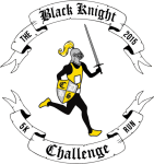 Black Knights 5K registration logo