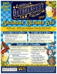 Black River Area Oktoberfest registration logo