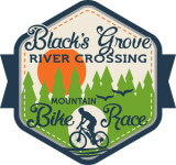 Blacks Grove River Crossing Mountain Bike Race  registration logo
