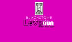 Blackstone Love Run 8k & 5K registration logo