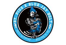 Blue Jay Bolt 5K Run registration logo