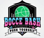 PUSH YOURSELF Bocce Bash registration logo