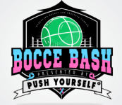 PUSH YOURSELF Bocce Bash registration logo