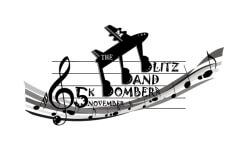 Bomber Band Blitz registration logo