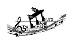 Bomber Run registration logo