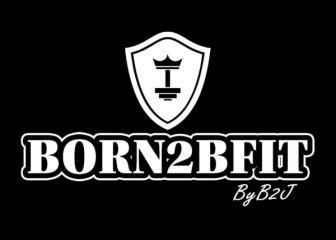 Born2BeFit 5k Run/Walk registration logo