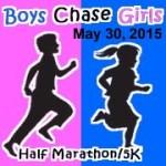 Boys Chase Girls registration logo