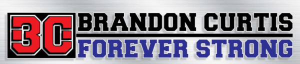 Brandon Curtis Forever Strong registration logo