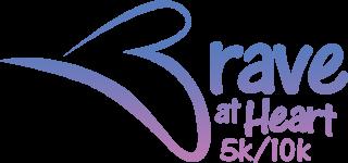Brave at Heart 5k/10k registration logo
