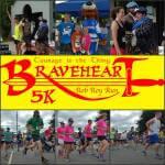 Braveheart 5K registration logo