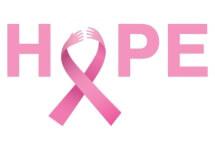 Breast Cancer Awareness 5k Run/Walk registration logo
