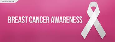 Breast Cancer Awareness 5K Virtual Race  registration logo