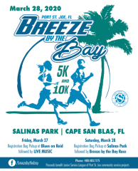 Breeze by the Bay registration logo