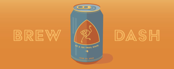 Brew Dash 6K registration logo