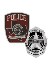 BRIDGEPORT POLICE DEPARTMENT CHASE THE CHIEF 5K registration logo