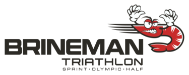 Brineman Triathlon registration logo
