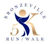 Bronzeville 5K Run/ Walk registration logo