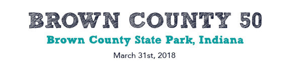 Brown County 50 registration logo