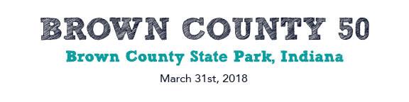 Brown County 50 registration logo