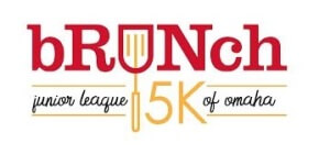 bRUNch 5K - April 16th Midtown Crossing registration logo