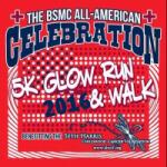BSMC All American Glow Run registration logo