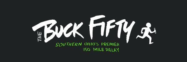 Buck Fifty Buddy Runners registration logo