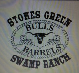 October Bulls and Barrels Buckle Series registration logo
