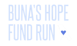 Bunas Hope Fund Run registration logo