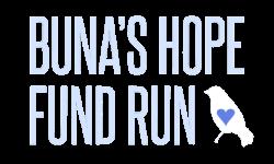 Bunas Hope Fund Run registration logo