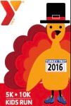 Burbank Turkey Trot registration logo