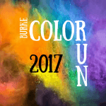 Burke Color Run registration logo