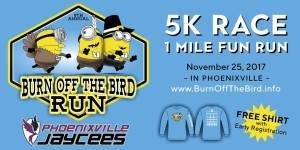 Burn Off The Bird registration logo