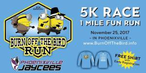 Burn Off The Bird registration logo