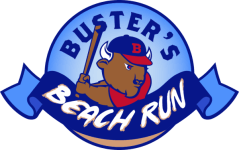 Buster's Beach Run registration logo