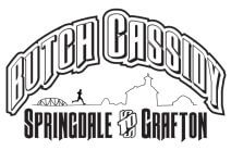 Butch Cassidy 10K / 5K Virtual Race  registration logo