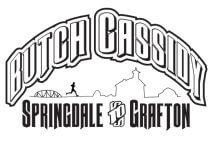 Butch Cassidy 10K / 5K Virtual Race  registration logo