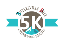 Butlerville Days 5K registration logo