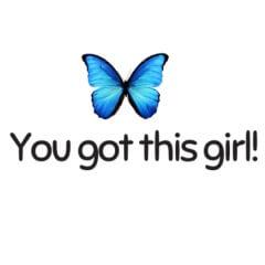 Butterfly Run registration logo