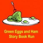 BVR - Green Eggs and Ham Run 5K registration logo