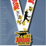 BVR - Jurassic Run registration logo