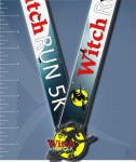 BVR - Witch Run 5K registration logo
