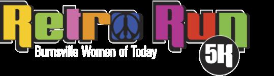 BWT Retro 5K & Family Fun Run registration logo