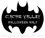 Cache Valley Halloween Half registration logo
