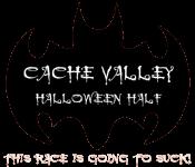 Cache Valley Halloween Half registration logo