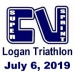 Cache Valley Super Sprint Triathlon - Logan Triathlon registration logo
