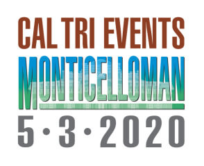Cal Tri Events Monticelloman registration logo