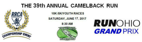Camelback Run registration logo
