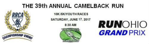 Camelback Run registration logo