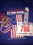 Camp Patriot 4th of July Fun Run - Delray Beach, FL registration logo